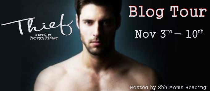 Blog Tour Stop~ Thief~ Tarryn Fisher~ 5 Star Review and Giveaway