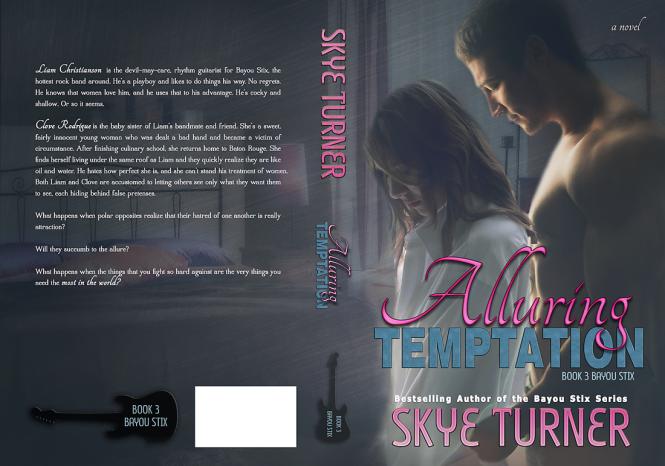 Alluring Temptation Full Wrap